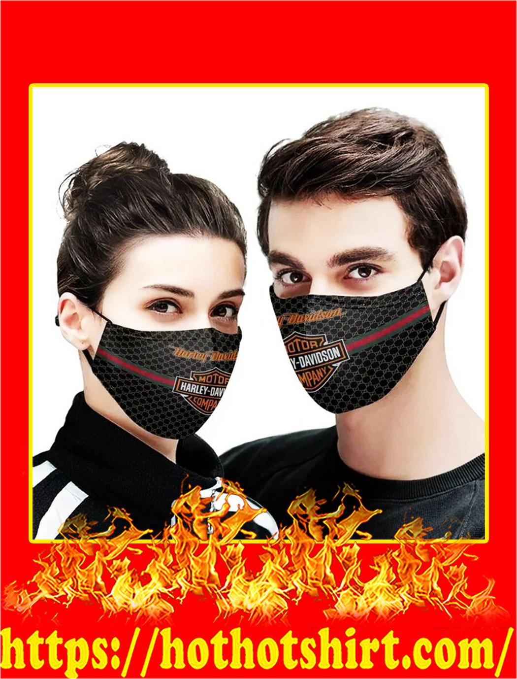 Harley davidson 3d face mask- pic 1