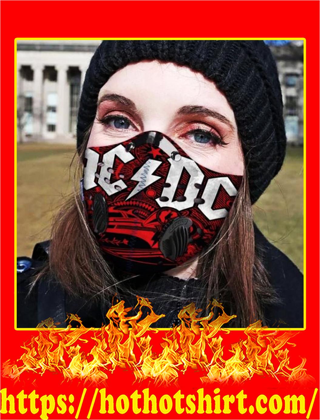 AC-DC POD face mask - pic 1
