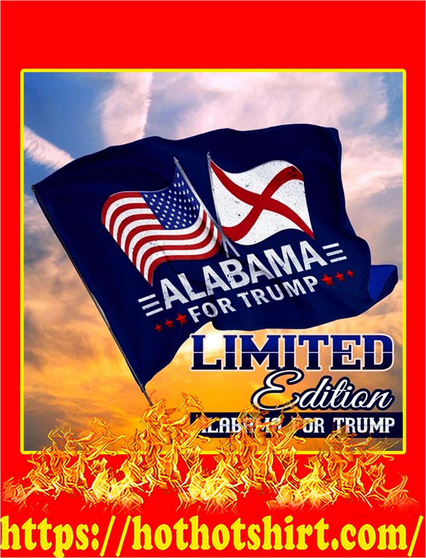 Alabama for trump flag - pic 1