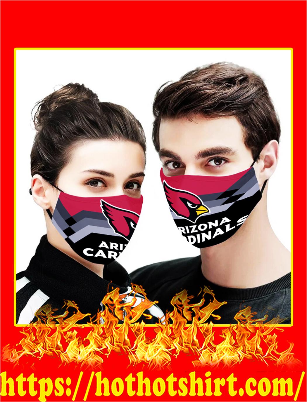 Arizona cardinals face mask - pic 1