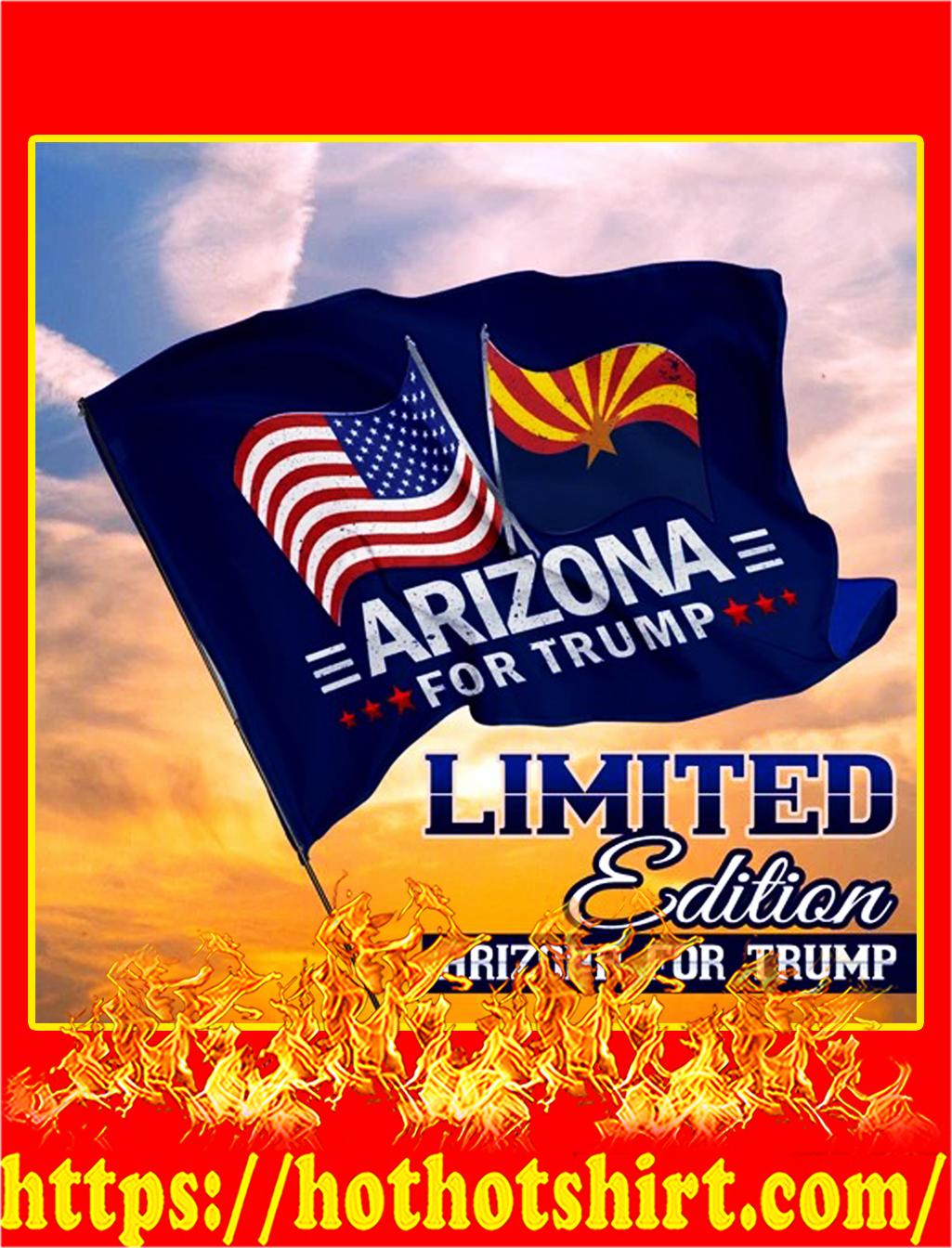 Arizona for trump flag - pic 1