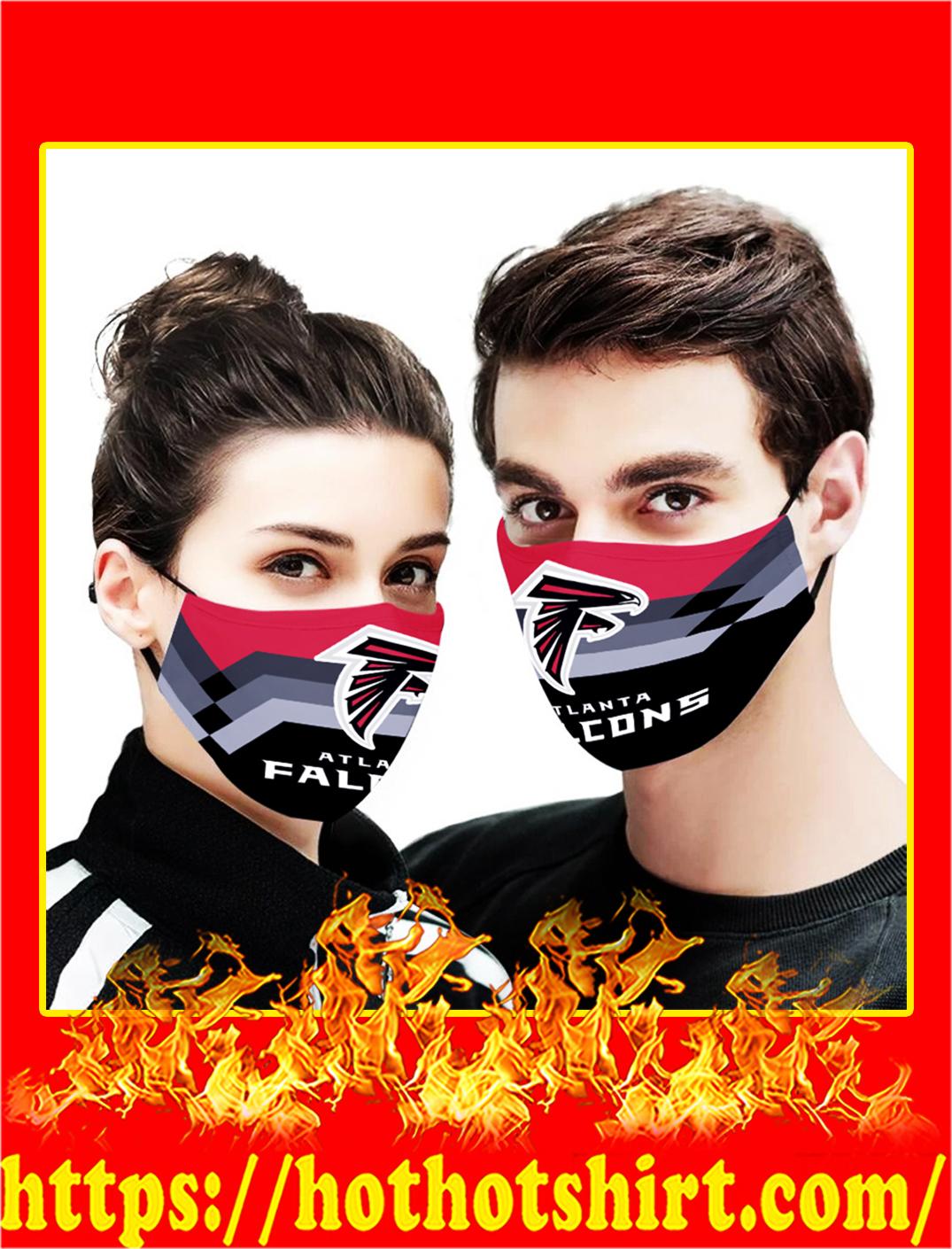 Atlanta falcons face mask - pic 1