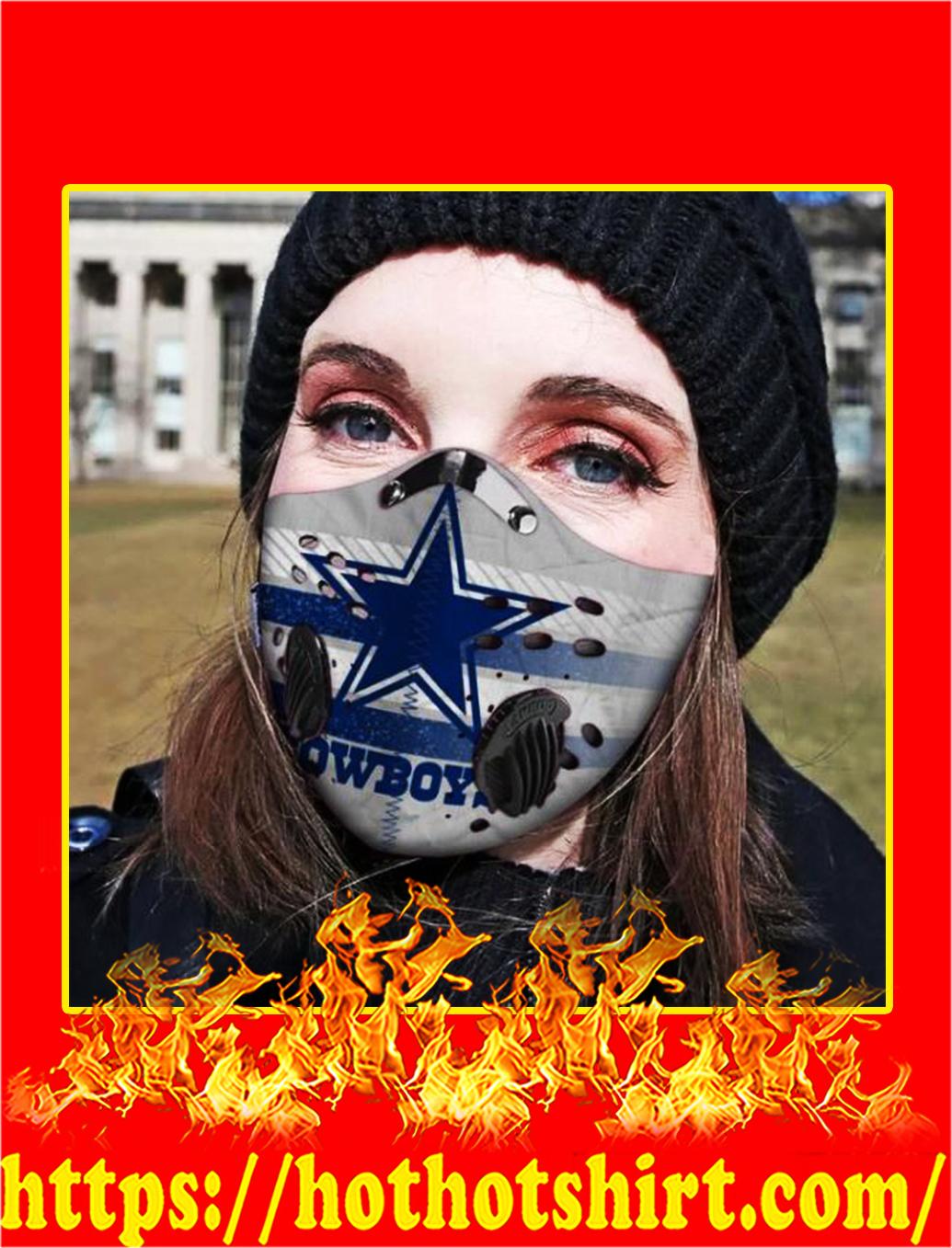 Dallas Cowboys POD Face Mask - pic 1