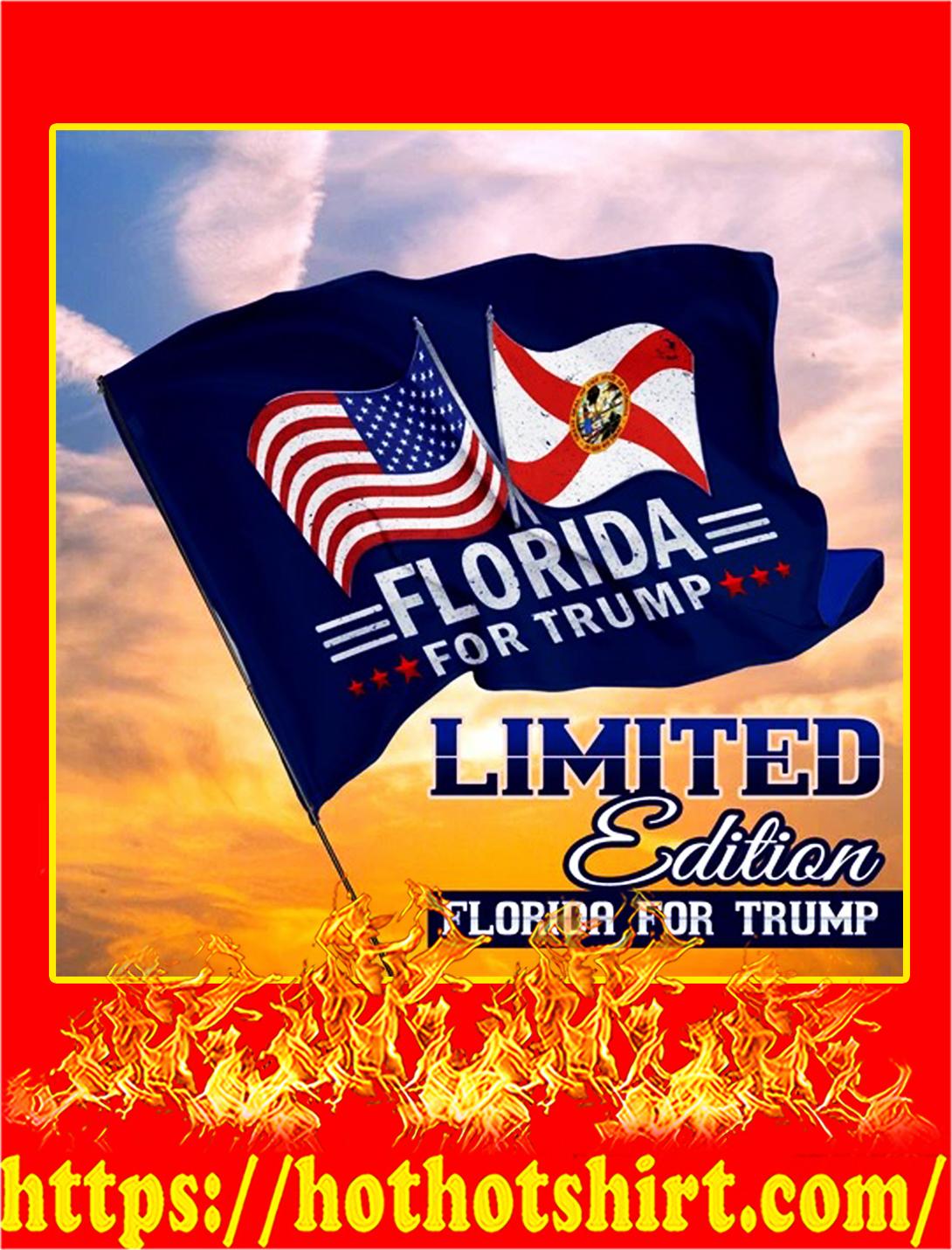 Florida for trump flag- pic 1
