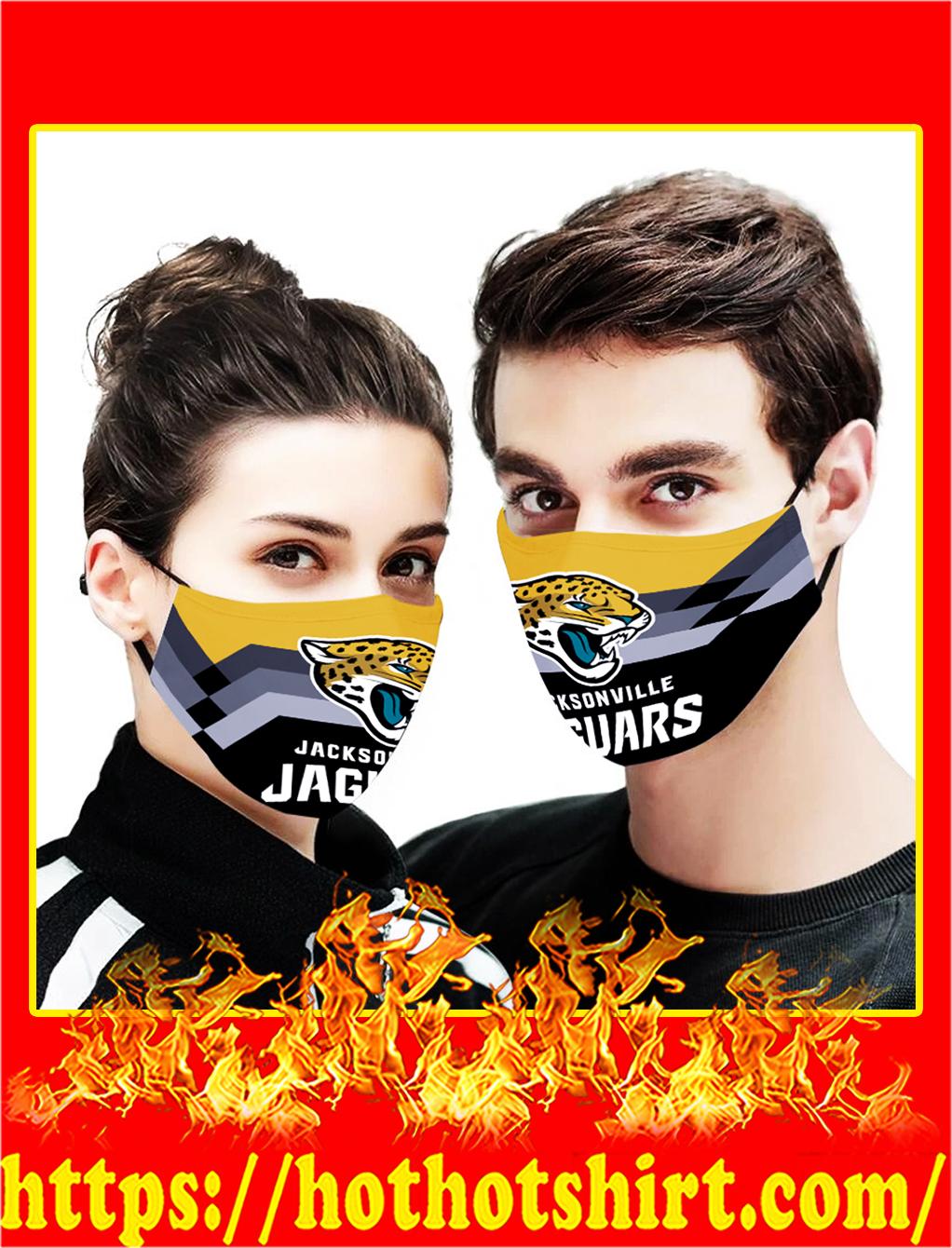 Jacksonville jaguars face mask - pic 1