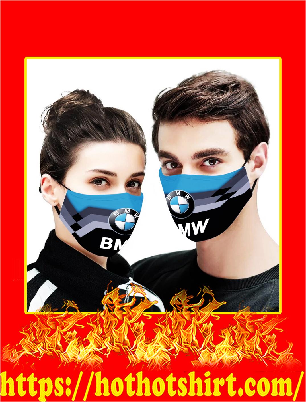 BMW cloth mask