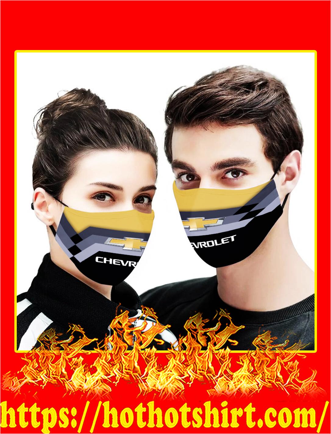 Chevrolet cloth mask