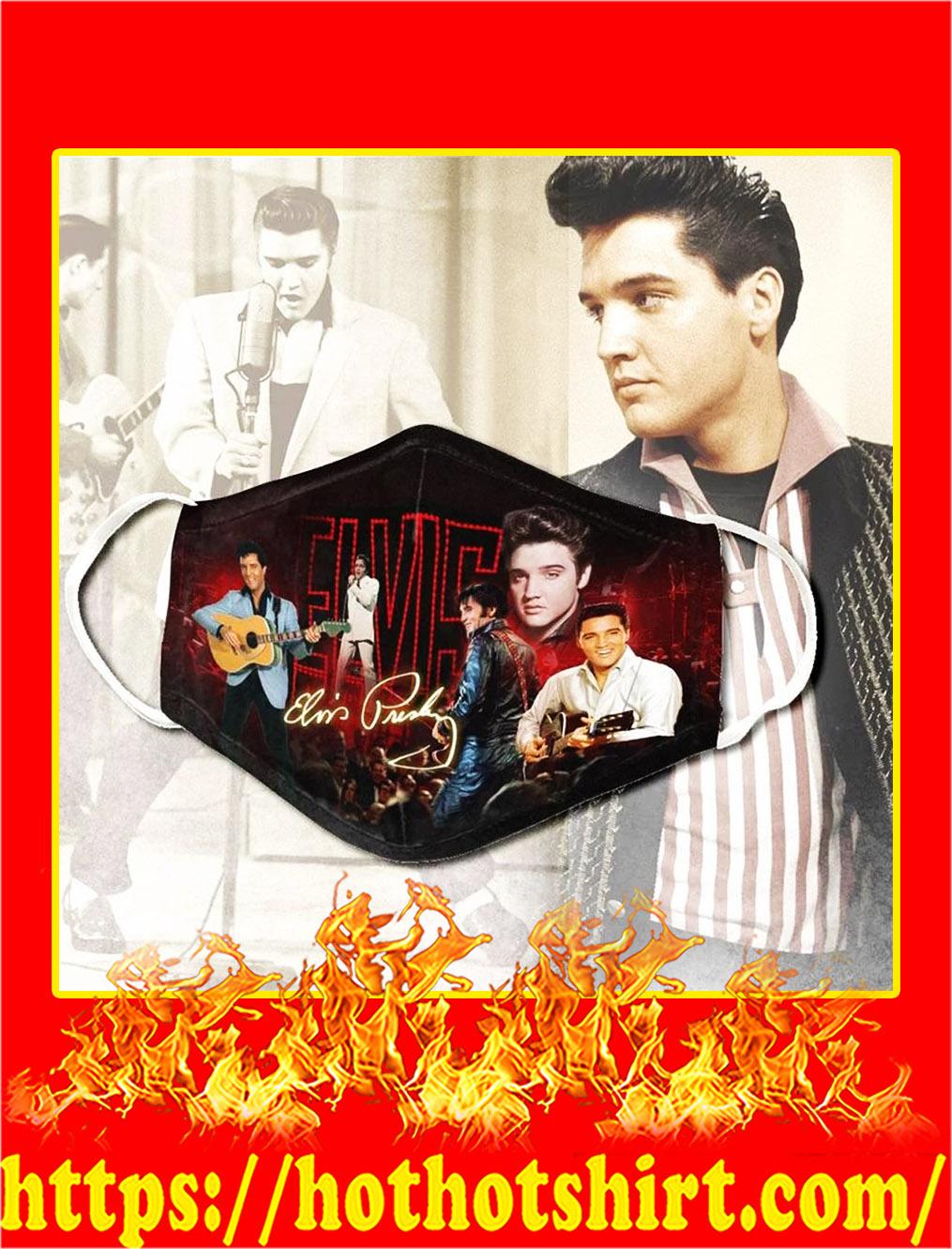 Elvis presley face mask - pic 1