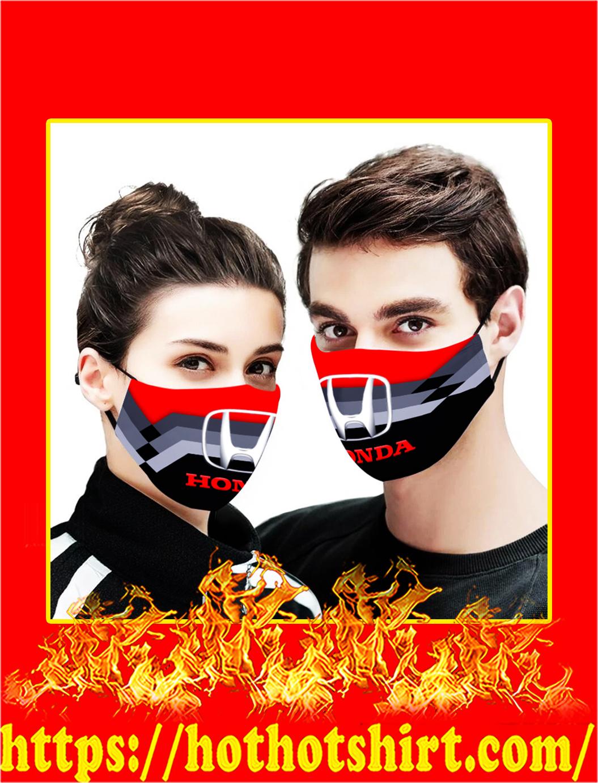 Honda cloth mask- pic 1