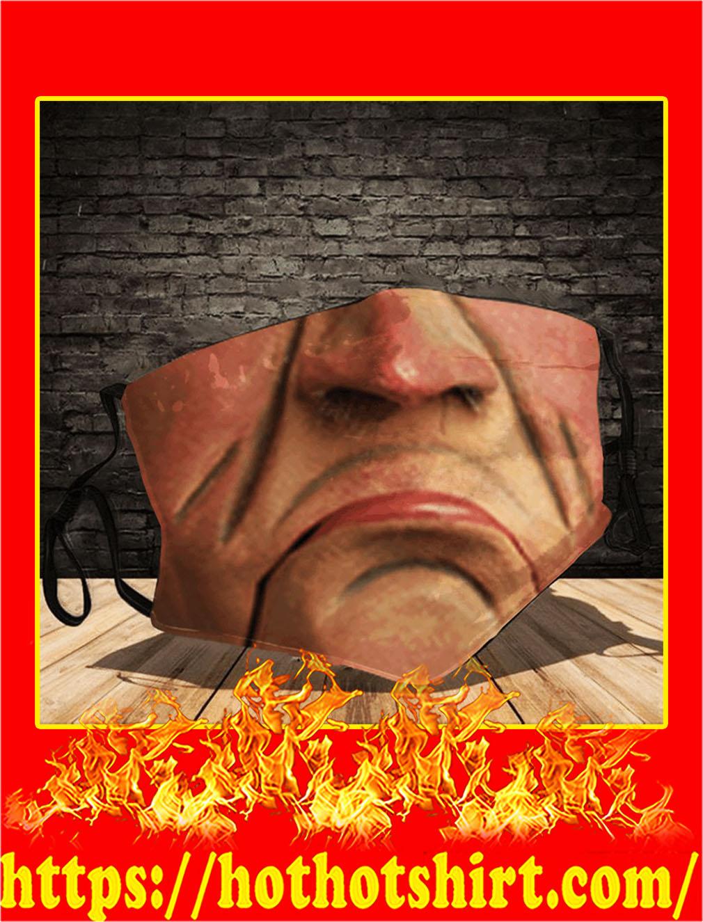 Jeff dunham walter face mask- pic 1