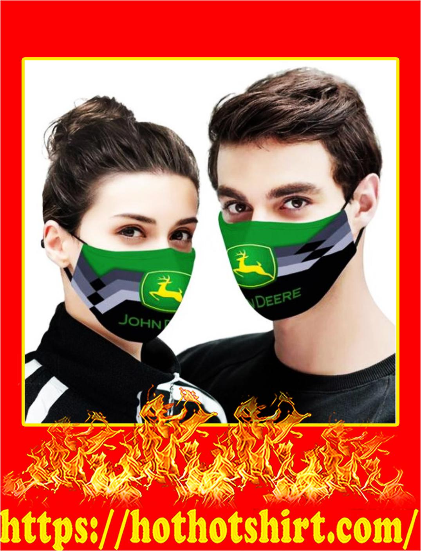 John Deere cloth mask - pic 1