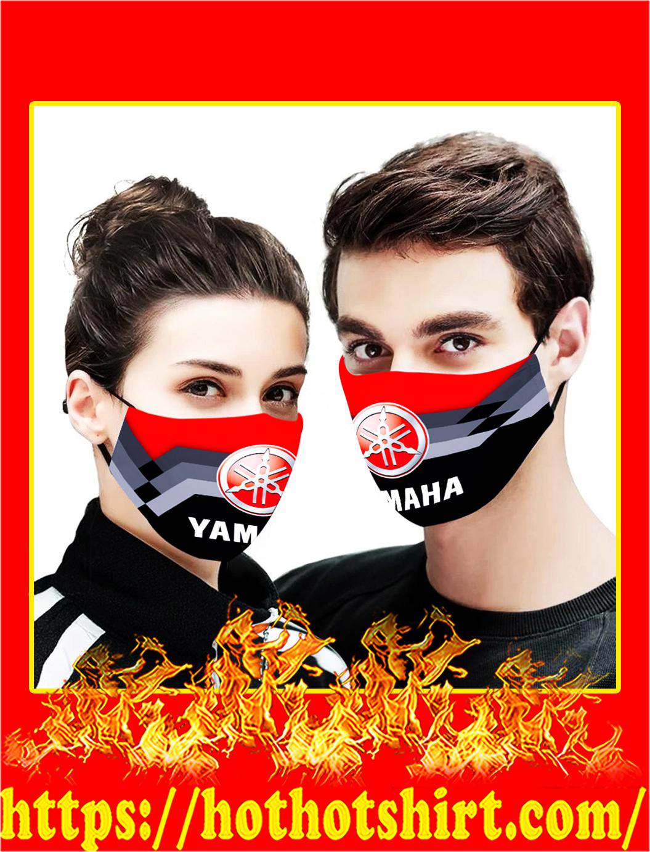 Yamaha cloth mask- pic 1