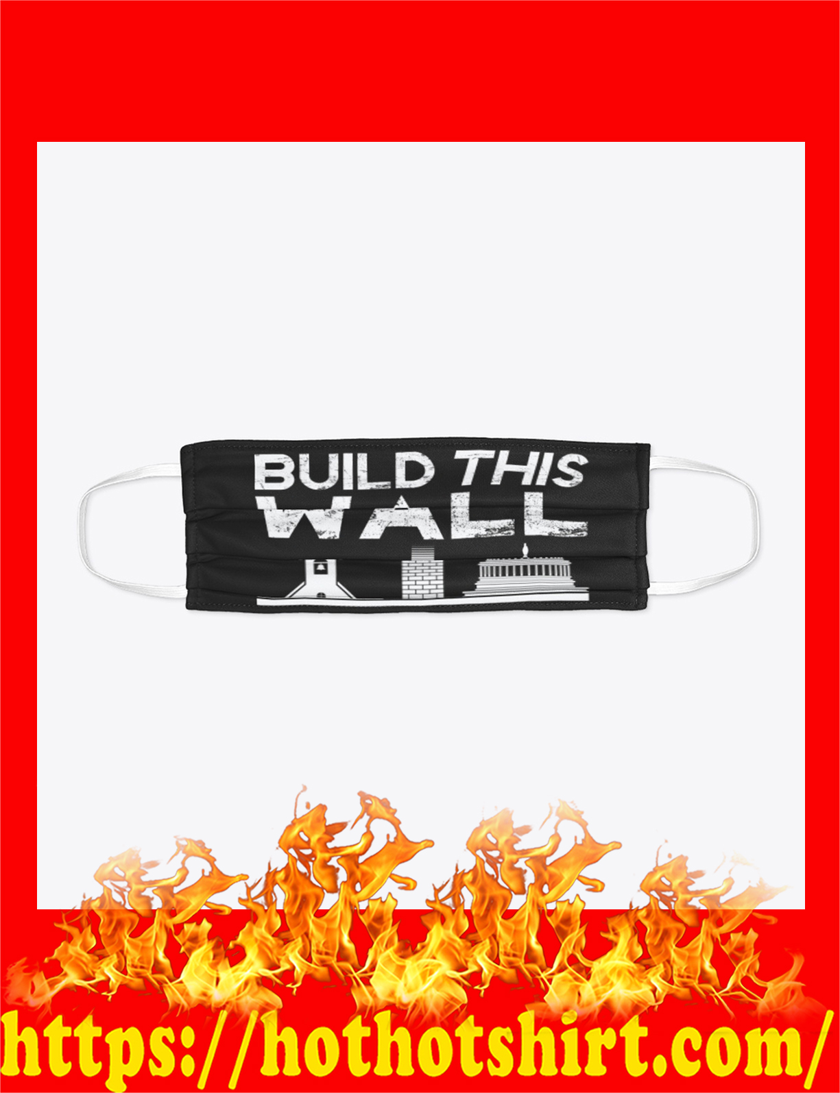 Build this wall face mask - detail