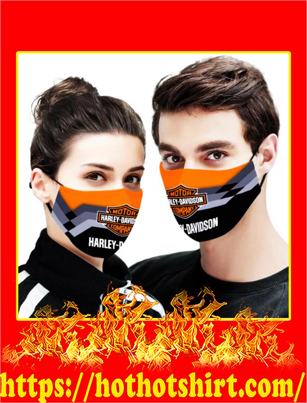 Face mask harley davidson - pic 1