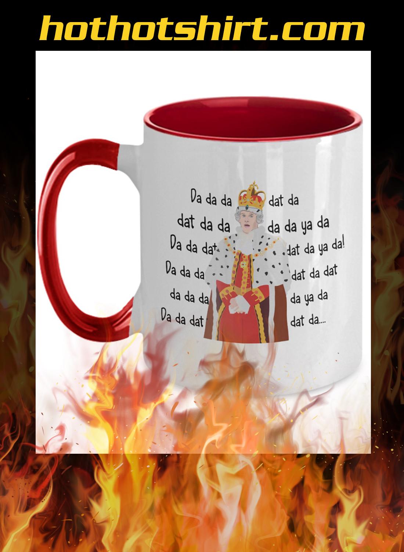 Hamilton king george chorus mug - 2
