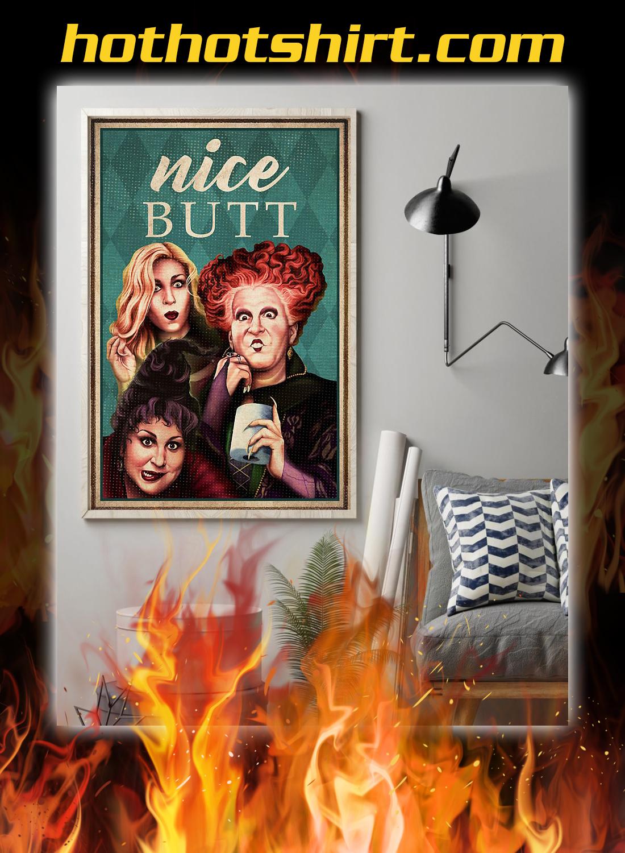 Hocus pocus nice butt poster 2