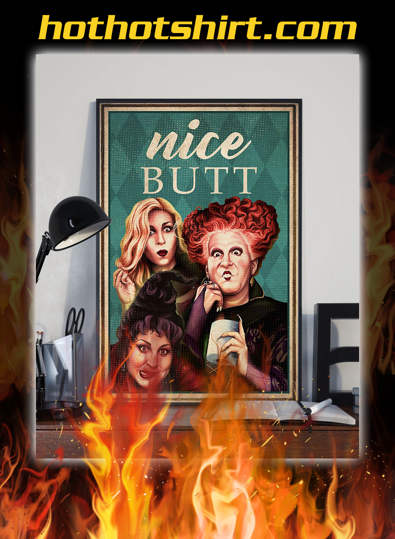 Hocus pocus nice butt poster 3