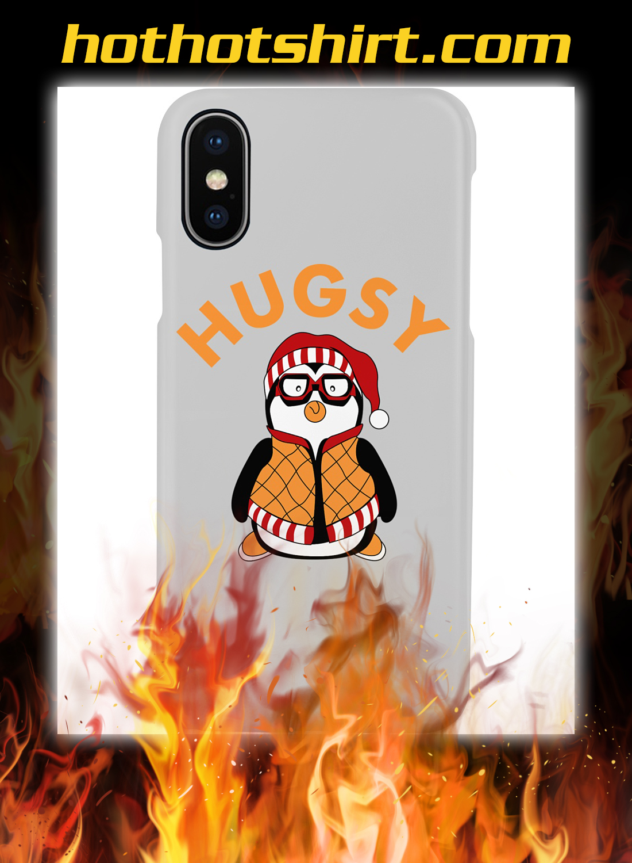 Joey's hugsy friends phone case 1