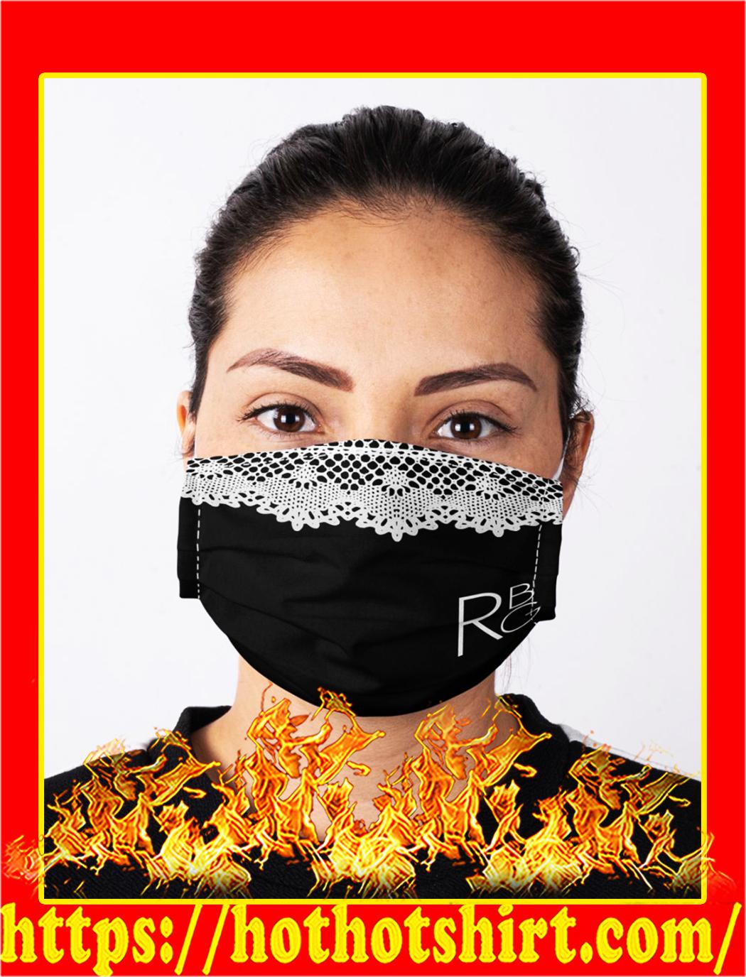 Rbg face mask- pic 1