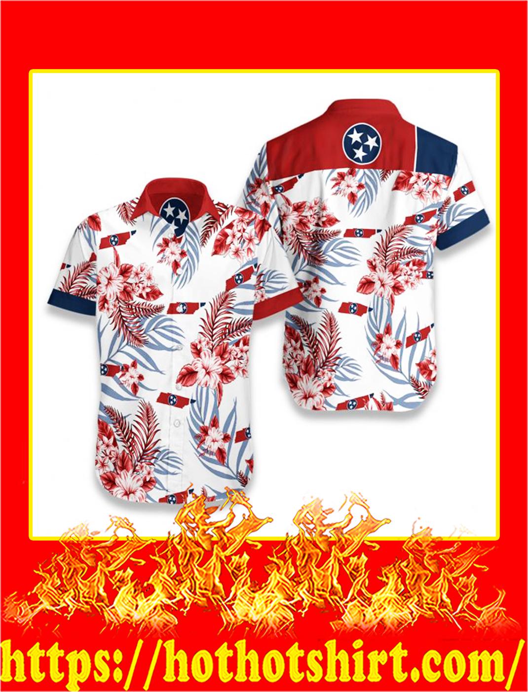 Tennessee proud hawaiian shirt - M