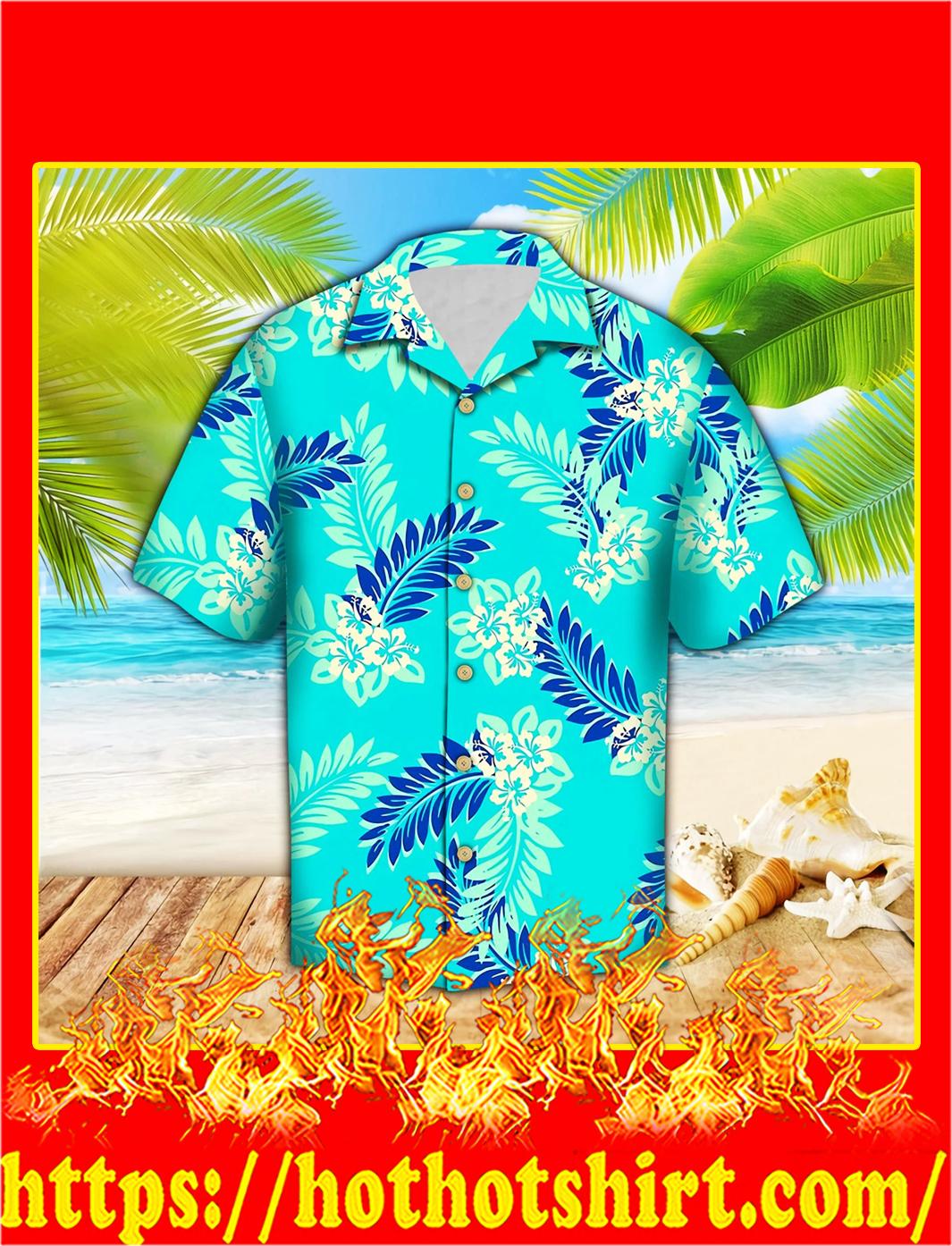 Tommy hawaii gta hawaiian shirt- pic 1