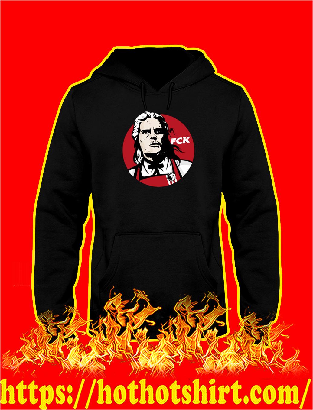 Witcher memes fck kfc hoodie