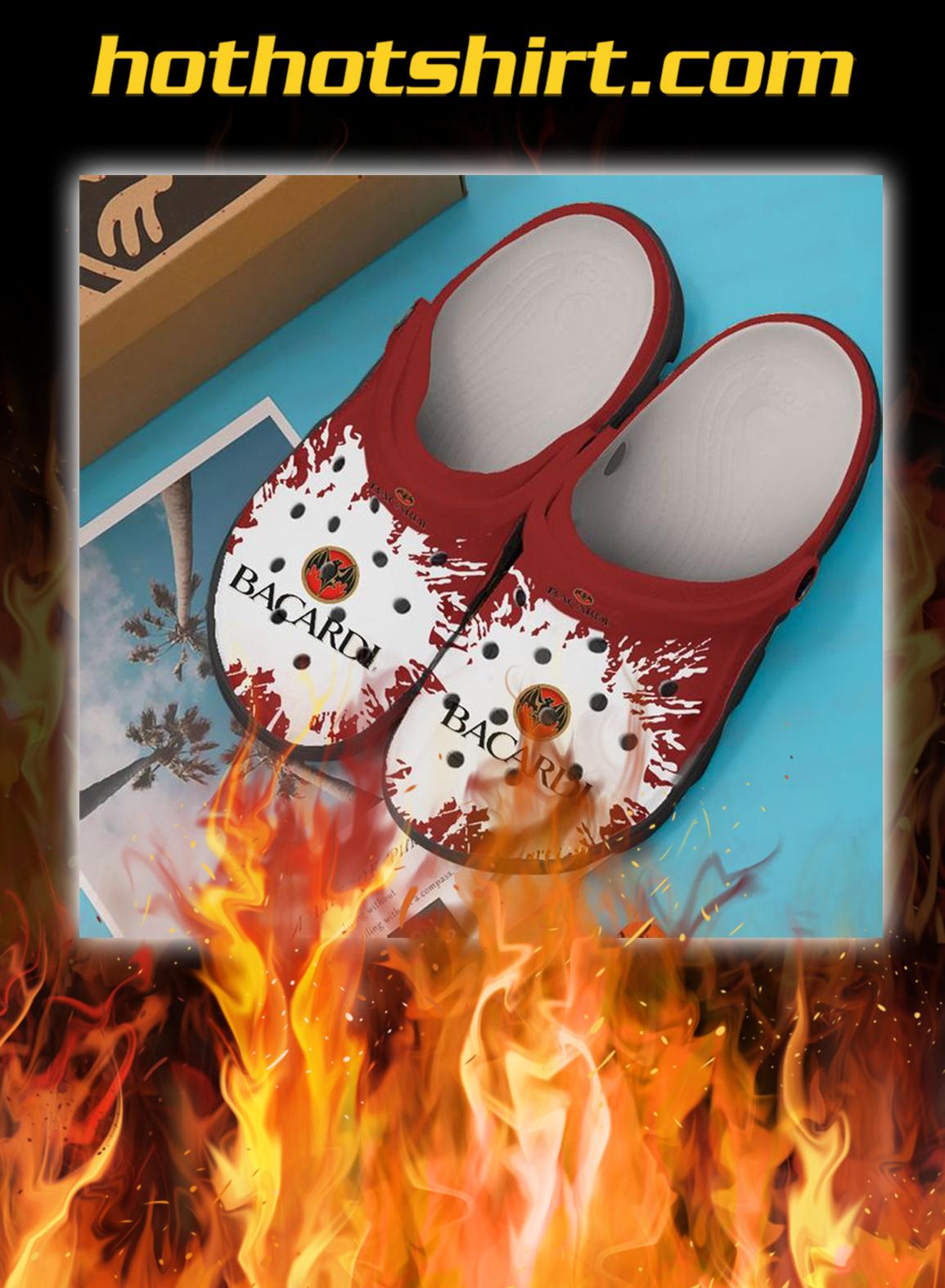Bacardi crocband crocs shoes- pic 1