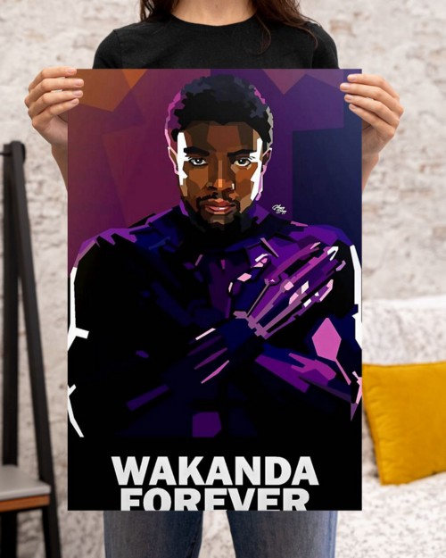 Black panther wakanda forever poster 2