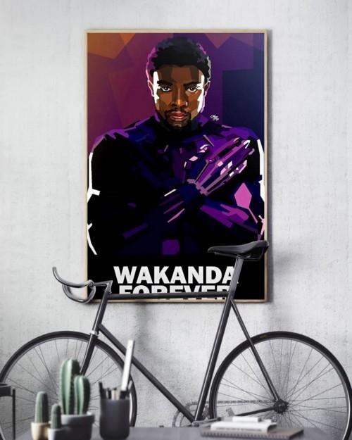 Black panther wakanda forever poster 3