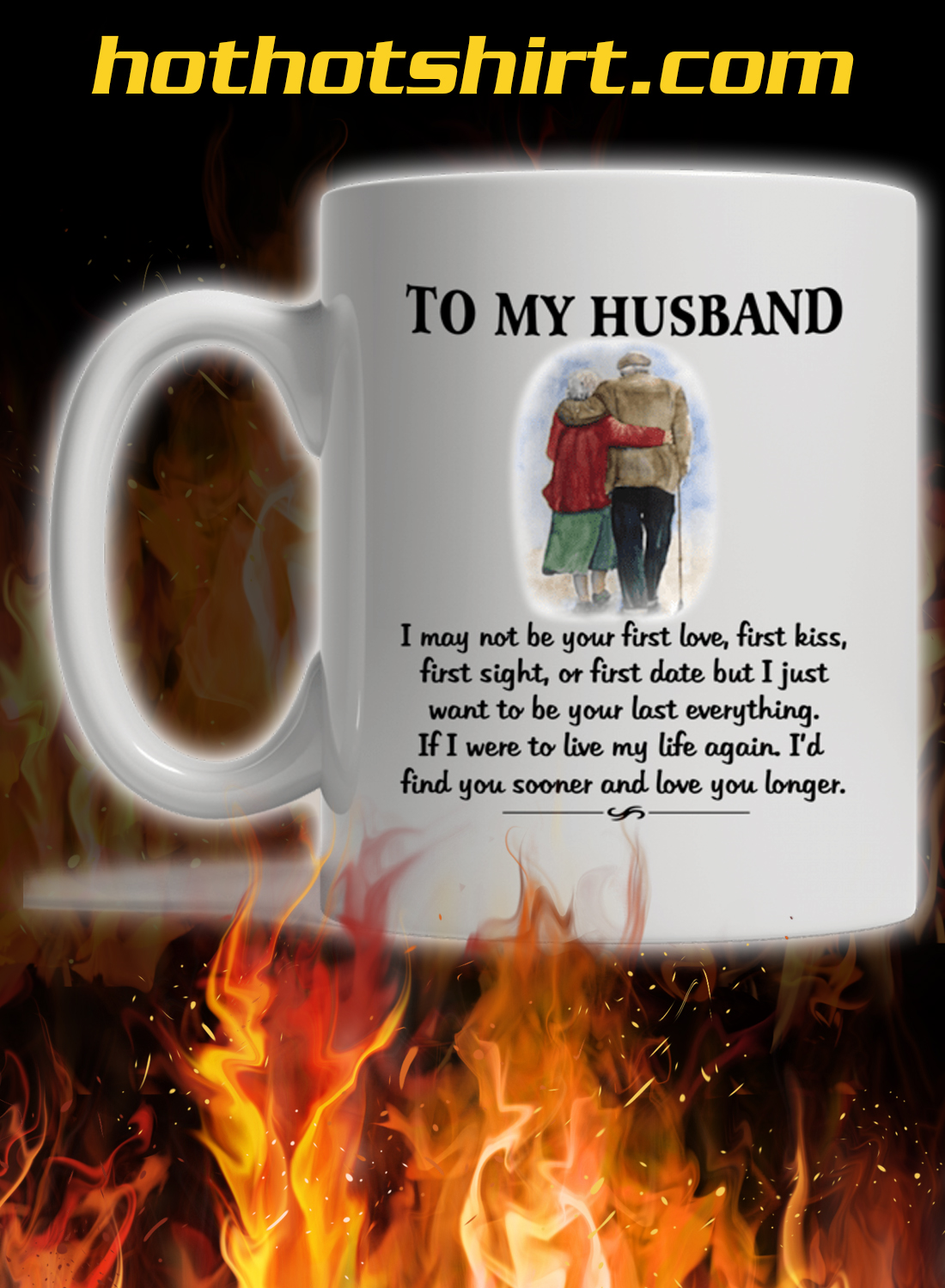 Couple to my husband mug
