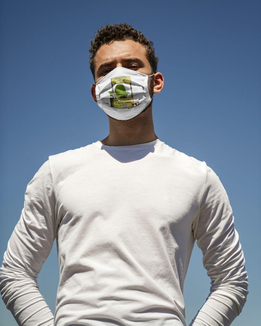 Cthulhu psychological torture face mask 1