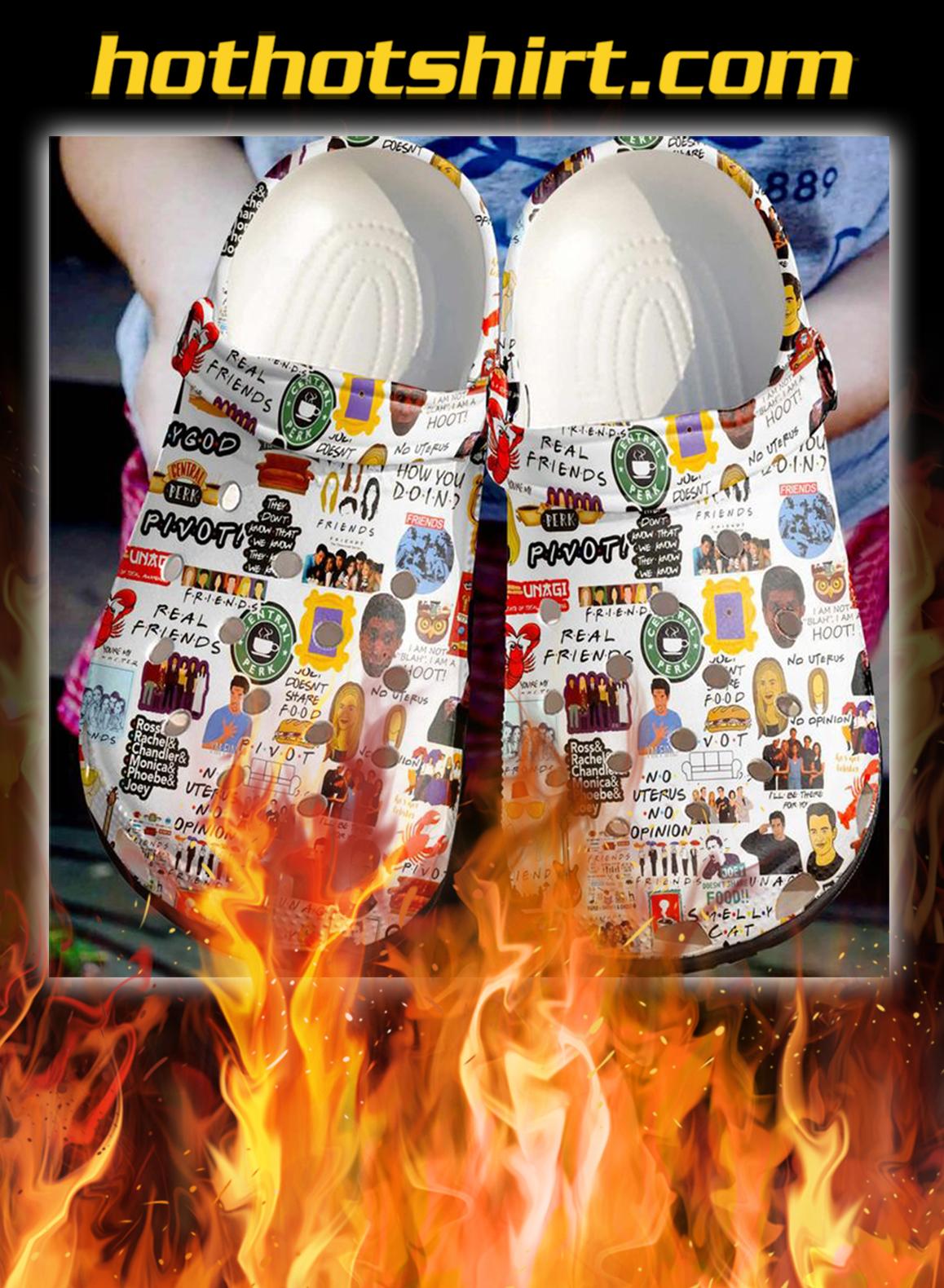 Friends crocband crocs shoes - pic 1