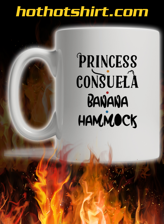 Princess consuela banana hammock mug - Style 1