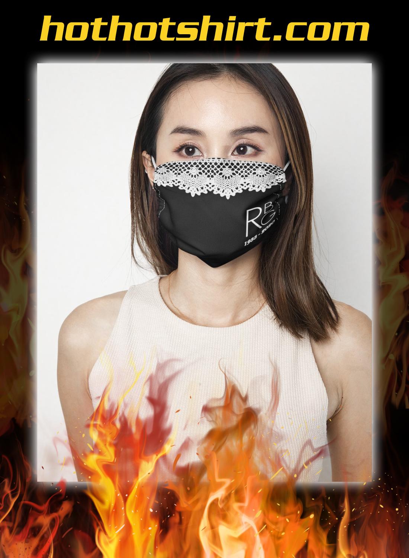 RBG 1933 2020 face mask 2