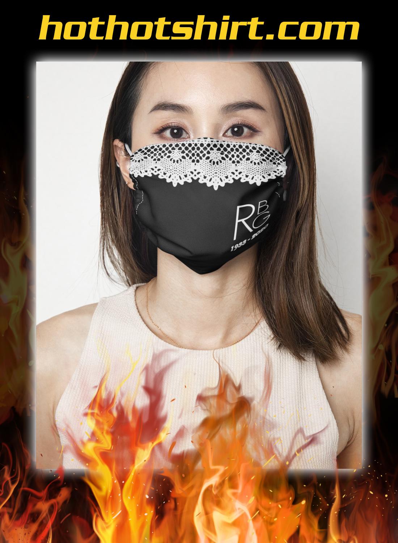 RBG 1933 2020 face mask 3