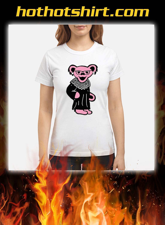 Ruth bader ginsburg grateful dead bear shirt 1