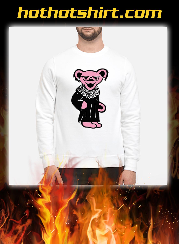 Ruth bader ginsburg grateful dead bear shirt 2