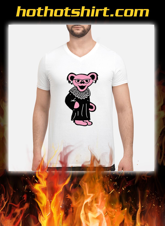 Ruth bader ginsburg grateful dead bear shirt 3