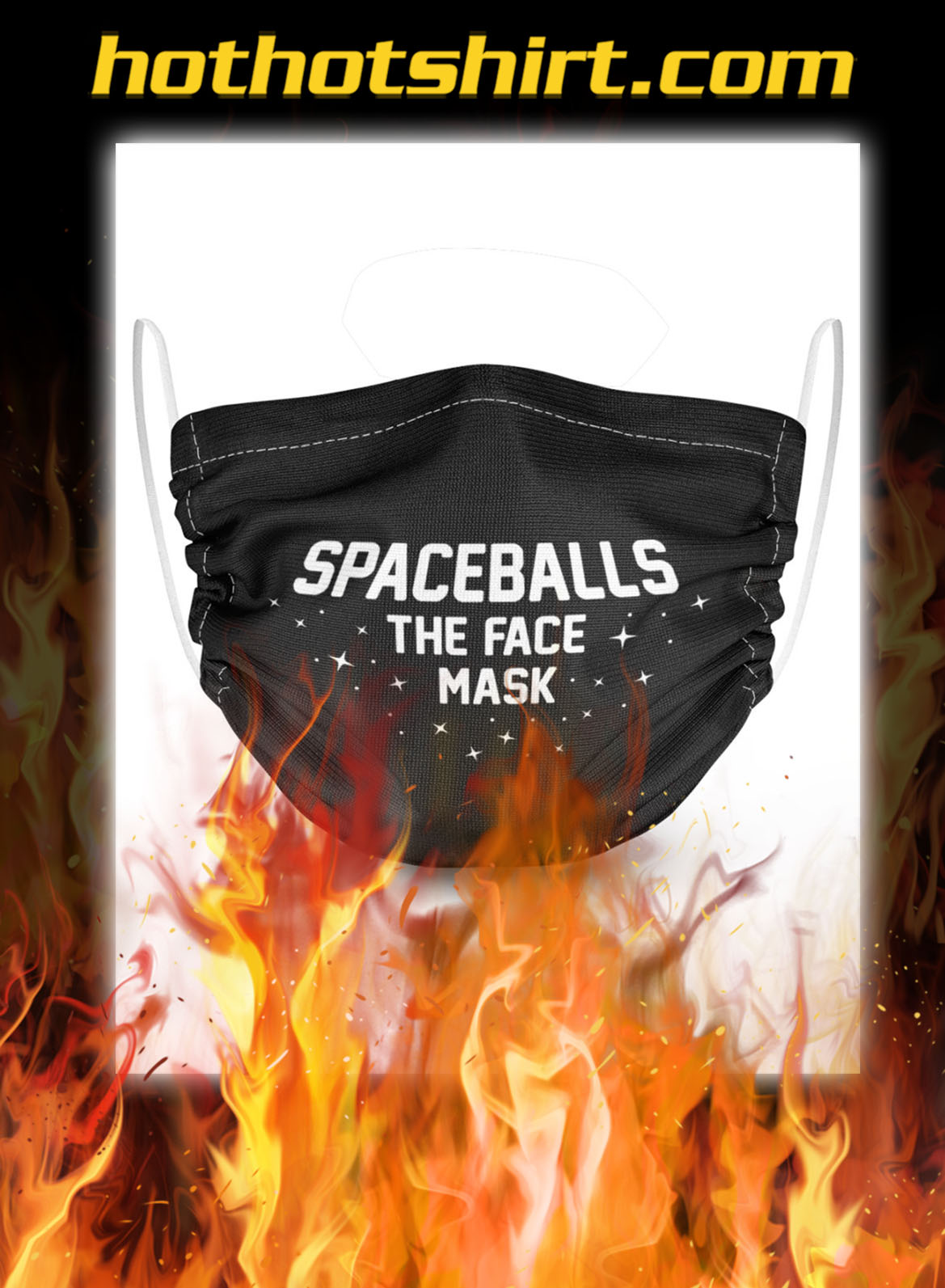 Spaceballs the face mask- pic 1