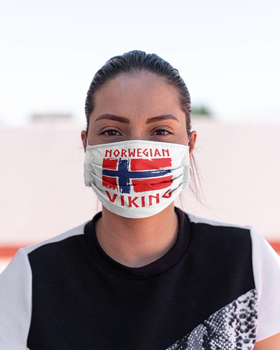 Viking norwegian face mask 1