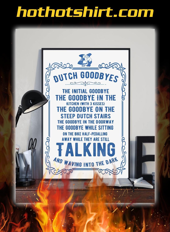 Dutch goodyes vertical poster 1