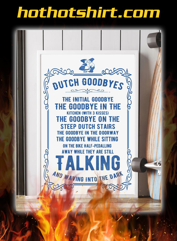 Dutch goodyes vertical poster 2
