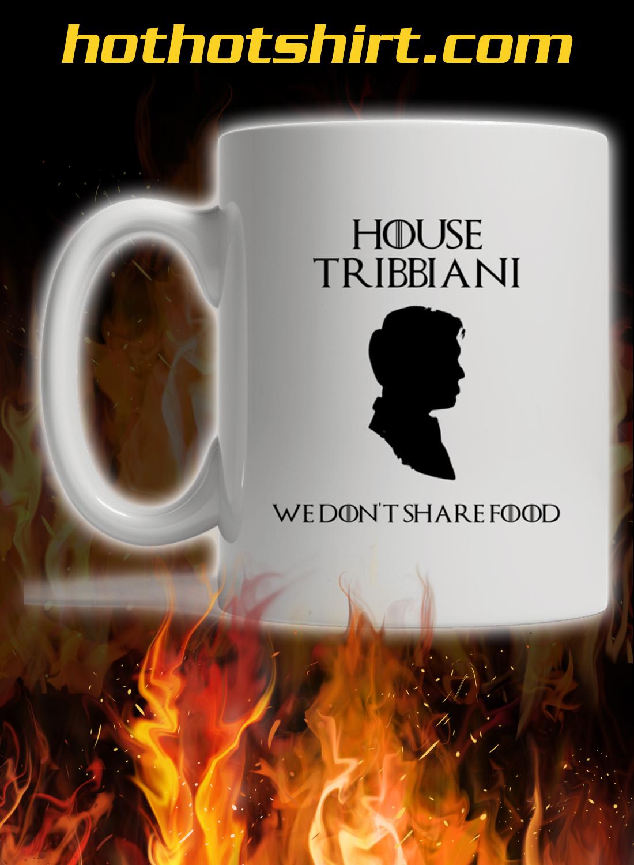 Friends house tribbiani mug 1