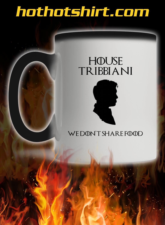 Friends house tribbiani mug 2