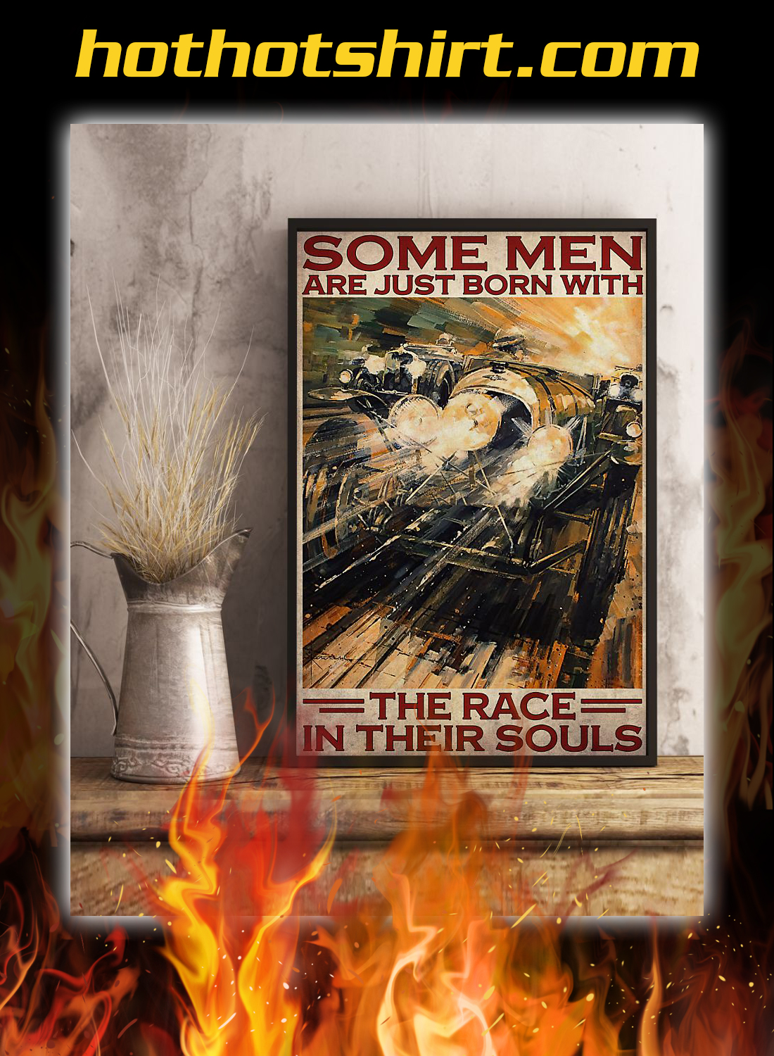 Some men are just born with the race in their souls 3