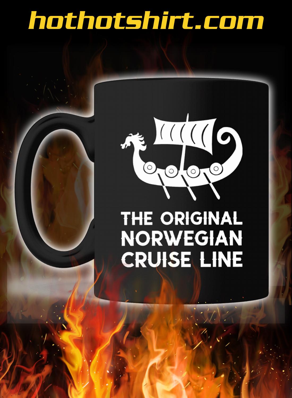 The original norwegian cruise line mug 1