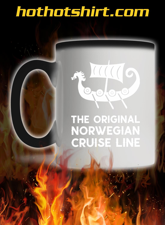 The original norwegian cruise line mug 2