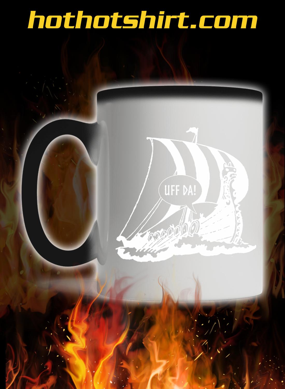 Uff da viking mug 1