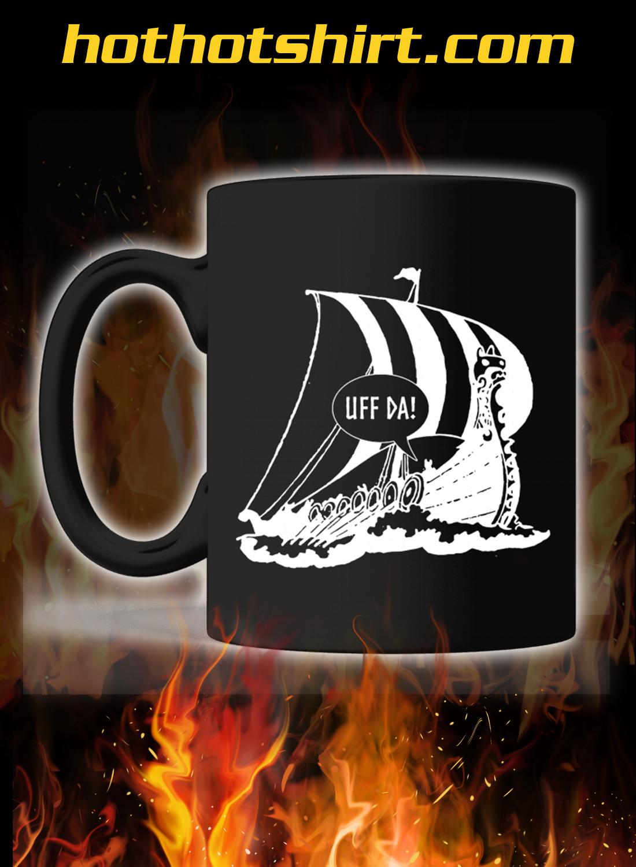 Uff da viking mug 2