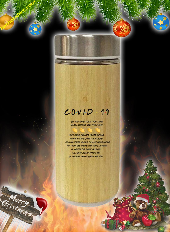 Covid 19 friends Tv show mug 1
